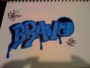 Bravo Throwup