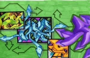 Random a5 sketch...
