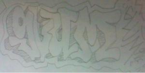 glum sketch