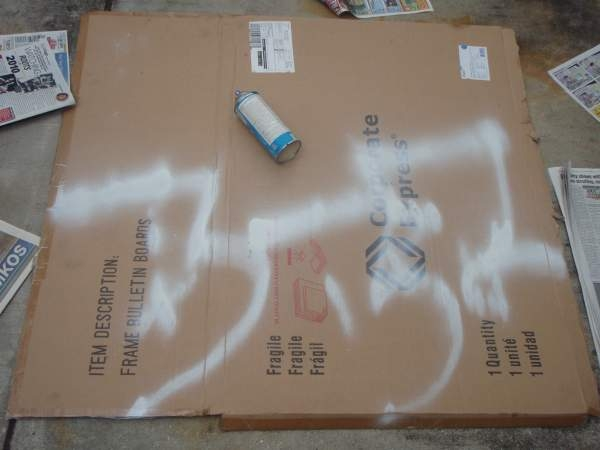BoZ throwie can was almost dead