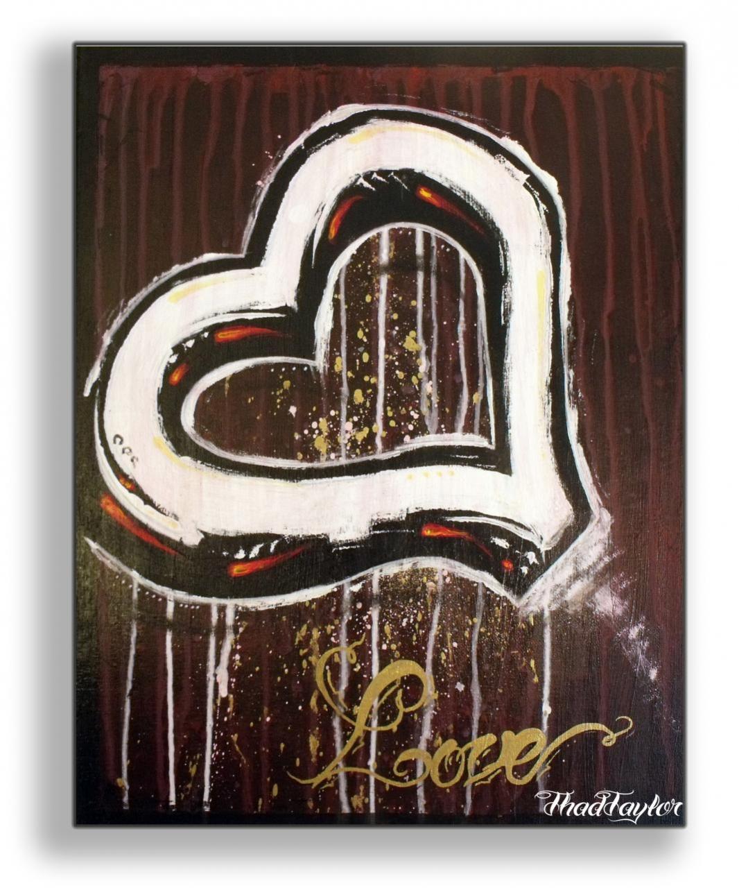 Dripping Heart