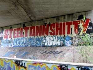 STEELTOWN SHITTY