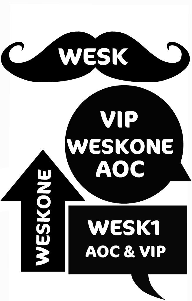 WESK STICKER1