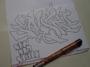 salski new old style small outline