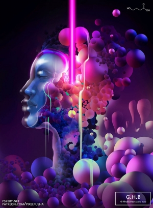 how different drugs affect you artist illustrations art brian pollett 32