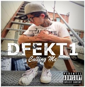 Calling me - New album cover for 2017 #DFEKT #DFEKTNZ #DEFEKT #DEFECT #GhettoMob #GMK #CALLINGME #CALLINGMEDFEKT