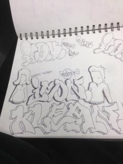 icon & klean sketch