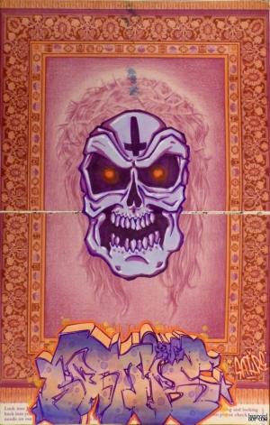 skull christ