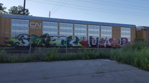 Freight Whores And Rail Fans