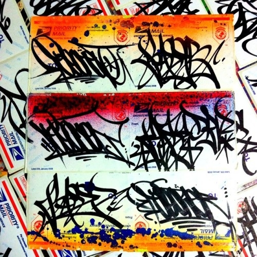Hand made collabs with the homie Baser Drv TNO