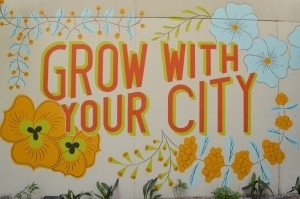 Grow with your city