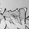 Quik hit. Ironlak stamps cmng soon.  #ironlak #clean_canvas #$tryk #fully_loose_car_club