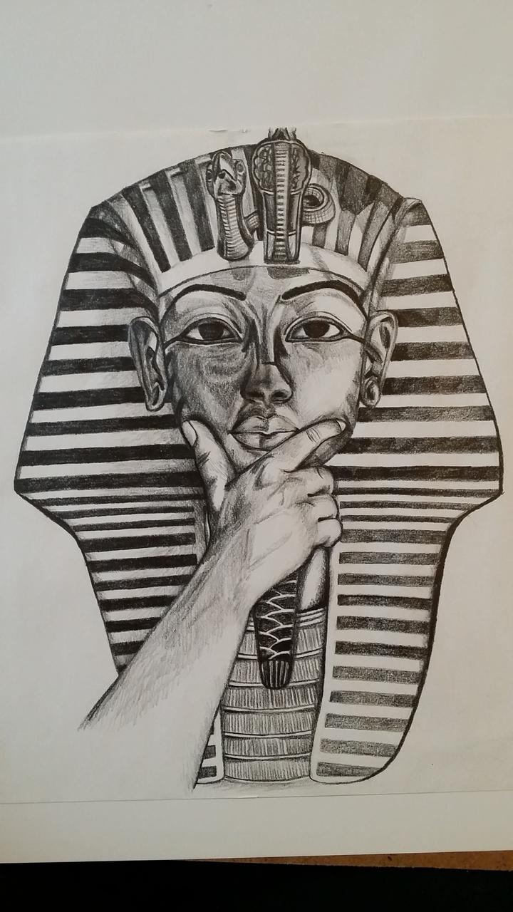 ..my old pencil sketch (2014)