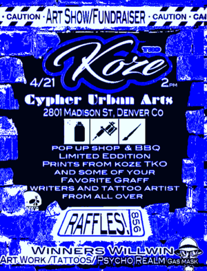 KOZE TKO - 2018
