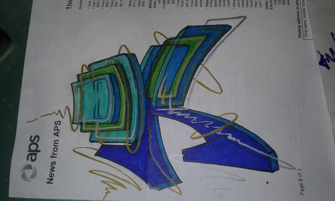 """OR"" sketch"