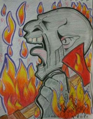 Mukz Graff Art