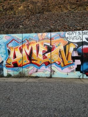 AMËN - 28 CRIMINALZ - ROMA, Italy