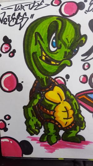 ER0W G-Turtle