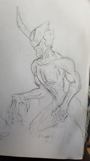 Dead Space Creeper
