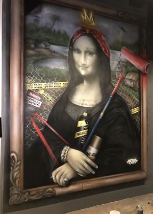 Mona VandaLisa