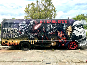 The Dark Side of the Bus