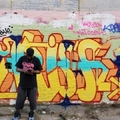RIFF's pieces at the NYC old timers event hosted in Philly by SANK 1 and BABY ROCK 137