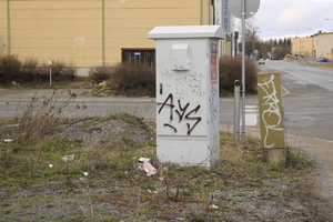 I haven't seen these tags before. This is also in the Tampere
